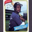 1980 Topps Baseball #412 Thad Bosley - Chicago White Sox