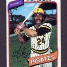 1980 Topps Baseball #194 Mike Easler - Pittsburgh Pirates
