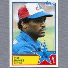 1983 Topps Baseball #403 Tim Raines AS - Montreal Expos