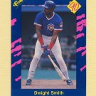 1990 Classic Blue Baseball #030 Dwight Smith - Chicago Cubs