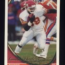 1994 Topps Football #637 Kimble Anders - Kansas City Chiefs