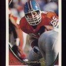 1994 Topps Football #584 Gary Zimmerman - Denver Broncos