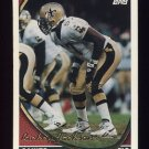 1994 Topps Football #560 Rickey Jackson - New Orleans Saints