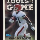 1994 Topps Football #549 Eric Metcalf TOG - Cleveland Browns