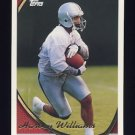 1994 Topps Football #526 Harvey Williams - Los Angeles Raiders