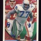 1994 Topps Football #518 Jeff Bryant - Seattle Seahawks