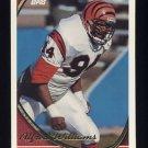 1994 Topps Football #428 Alfred Williams - Cincinnati Bengals