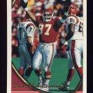 1994 Topps Football #402 Dan Saleaumua - Kansas City Chiefs
