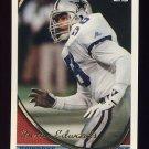 1994 Topps Football #377 Dixon Edwards - Dallas Cowboys