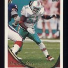 1994 Topps Football #348 Bryan Cox - Miami Dolphins