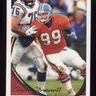 1994 Topps Football #229 Shane Dronett - Denver Broncos