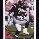 1994 Topps Football #224 Marion Butts - San Diego Chargers