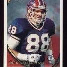 1994 Topps Football #209 Pete Metzelaars - Buffalo Bills