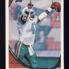 1994 Topps Football #186 Keith Byars - Miami Dolphins