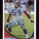 1994 Topps Football #185 Chris Spielman - Detroit Lions