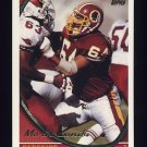 1994 Topps Football #148 Mo Elewonibi - Washington Redskins