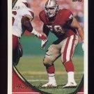 1994 Topps Football #128 Harris Barton - San Francisco 49ers