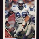 1994 Topps Football #112 Cortez Kennedy - Seattle Seahawks