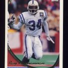 1994 Topps Football #068 Ray Buchanan - Indianapolis Colts