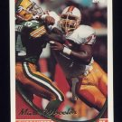 1994 Topps Football #023 Mark Wheeler - Tampa Bay Buccaneers
