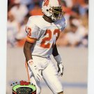 1992 Stadium Club Football #465 Marty Carter RC - Tampa Bay Buccaneers