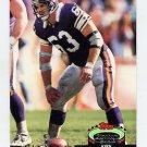 1992 Stadium Club Football #260 Kirk Lowdermilk - Minnesota Vikings