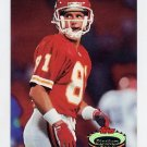 1992 Stadium Club Football #187 Robb Thomas - Kansas City Chiefs