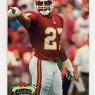 1992 Stadium Club Football #163 Kevin Porter - Kansas City Chiefs