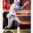 1992 Stadium Club Football #078 Jim Arnold - Detroit Lions