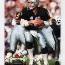 1992 Stadium Club Football #077 Jay Schroeder - Los Angeles Raiders