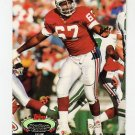 1992 Stadium Club Football #047 Luis Sharpe - Phoenix Cardinals