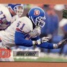 1994 Stadium Club Football #509 Mike Croel - Denver Broncos