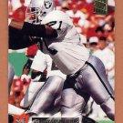 1994 Stadium Club Football #508 Gerald Perry - Los Angeles Raiders