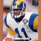 1994 Stadium Club Football #473 Todd Lyght - Los Angeles Rams