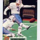 1994 Stadium Club Football #472 Al Del Greco - Houston Oilers