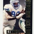 1994 Stadium Club Football #436 Cortez Kennedy BD - Seattle Seahawks