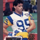 1994 Stadium Club Football #434 Brad Ottis - Los Angeles Rams