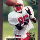 1994 Stadium Club Football #416 Kevin Lee RC - New England Patriots
