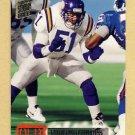 1994 Stadium Club Football #381 Carlos Jenkins - Minnesota Vikings