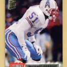 1994 Stadium Club Football #313 Michael Barrow - Houston Oilers