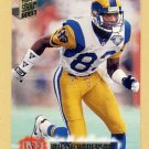 1994 Stadium Club Football #281 Flipper Anderson - Los Angeles Rams
