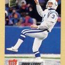1994 Stadium Club Football #274 Rohn Stark - Indianapolis Colts