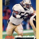1994 Stadium Club Football #230 Vaughan Johnson - New Orleans Saints