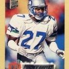 1994 Stadium Club Football #207 Patrick Hunter - Seattle Seahawks