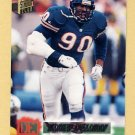 1994 Stadium Club Football #181 Alonzo Spellman - Chicago Bears