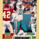1994 Stadium Club Football #137 Keith Jackson - Miami Dolphins