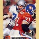 1994 Stadium Club Football #091 Bill Hitchcock - Seattle Seahawks