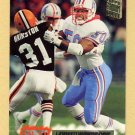 1994 Stadium Club Football #083 Eddie Robinson - Houston Oilers