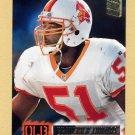 1994 Stadium Club Football #070 Broderick Thomas - Tampa Bay Buccaneers