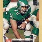 1994 Stadium Club Football #067 David Alexander - Philadelphia Eagles